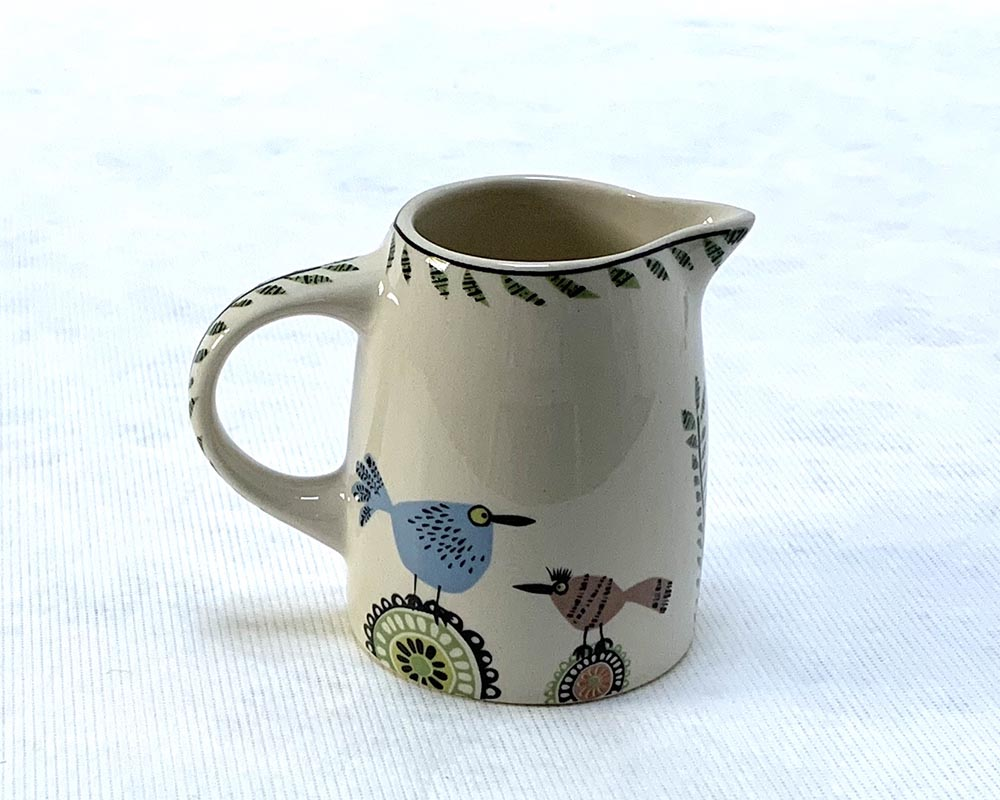 Birdlife Small Cream Jug