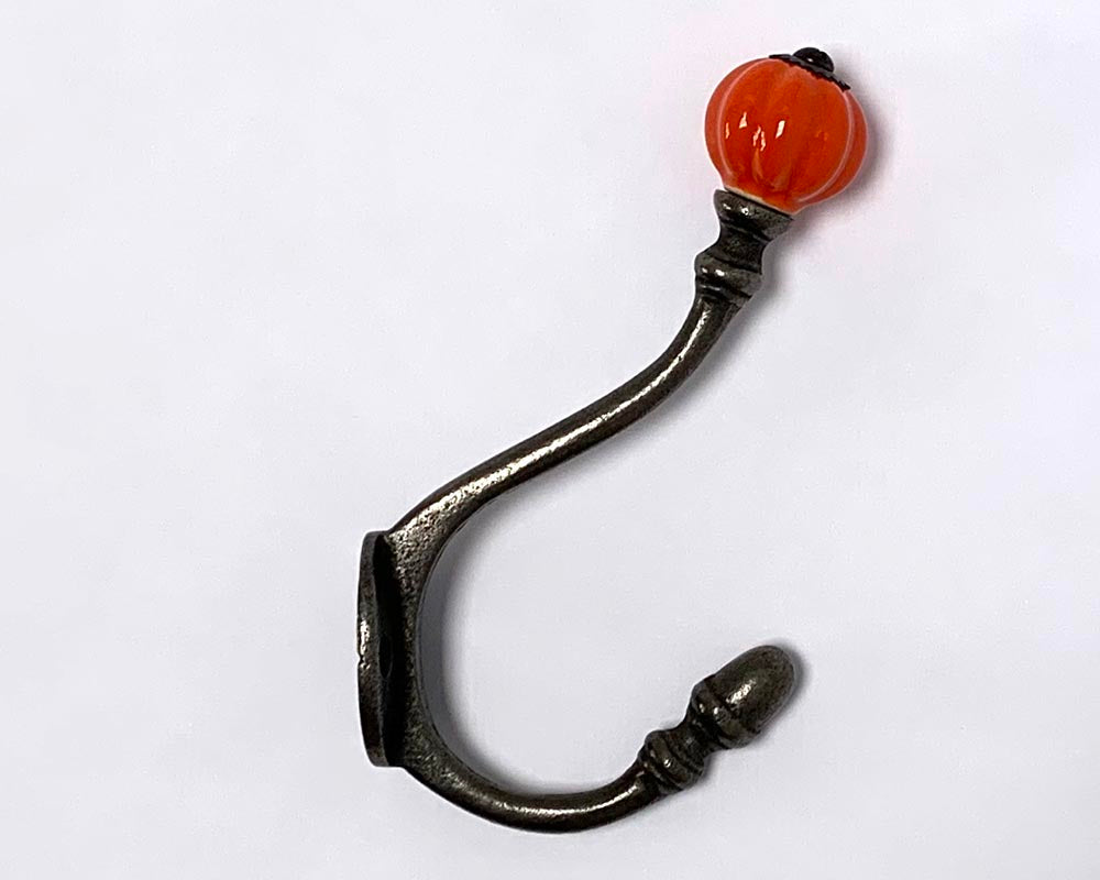 Coat Hook Orange