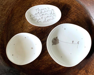 Trinket Bowls Set of 3