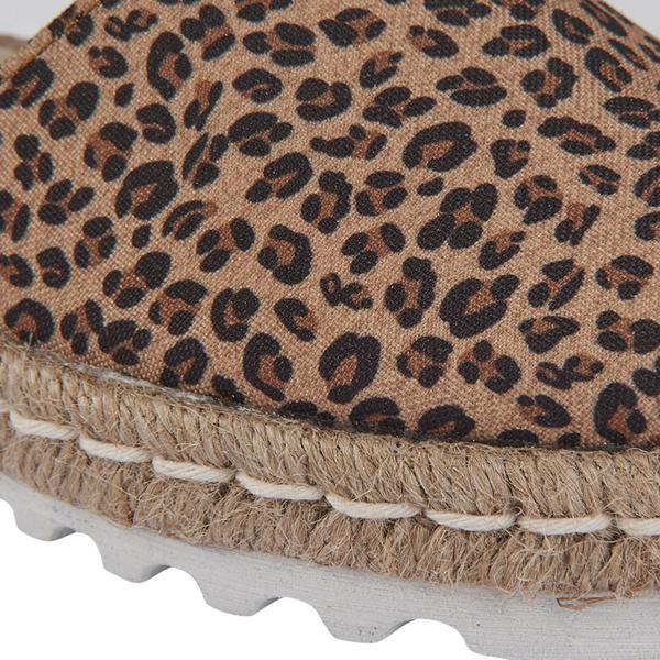 022584 Sandalia estampado animal print