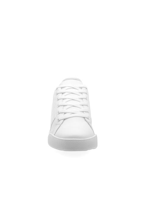 029323 Sneakers Con Plantilla Acojinada Color Blanco
