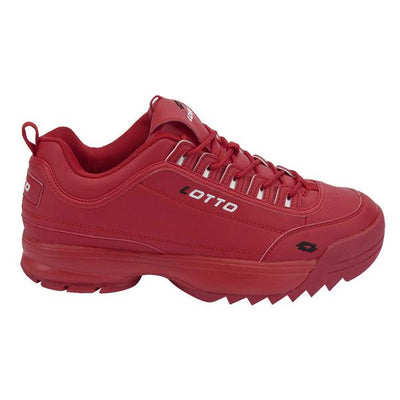 L31560 Sneakers Lotto tipo napa