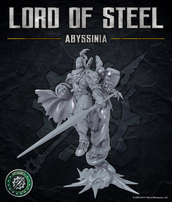 WYRD: THE OTHER SIDE - ABYSSINIA - LORD OF STEEL
