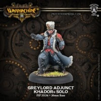 (WARMACHINE) Greylord Adjunct (Khador) PIP33136