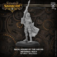 (WARMACHINE) Nicia, Hound of the Abyss (Infernals) PIP38023