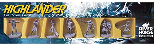 Highlander: The Board Game Princes of the Universe Expansion