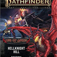 Pathfinder  2nd Edition Adventure Path: Hellknight Hill (Age of Ashes 1 of 6)