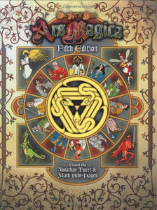 Ars Magica RPG: 5th Edition Hardcover