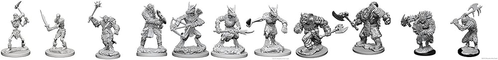 WizKids D&D Nolzur's Marvelous Miniatures Bundle I (1)