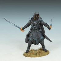 Visions in Fantasy: Hooded Assassin