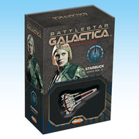 Battlestar Galactica Starship Battles: Spaceship Pack Starbucks Viper MK. II (Expansion)