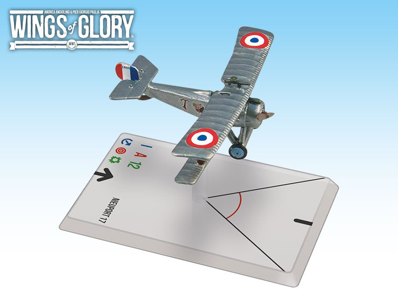 Wings of Glory Nieuport 17 (Thaw/Lufbery)