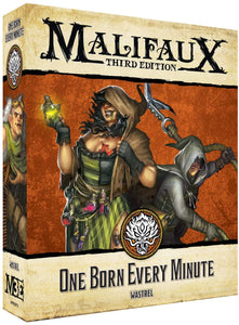 MALIFAUX 3RD EDITION: One Born Every Minute