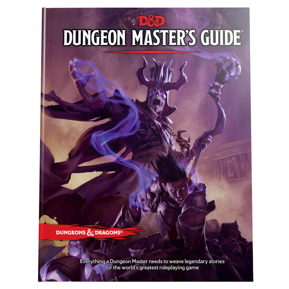 Dungeons & Dragons, Fifth Edition: Dungeon Master's Guide (Hardcover)