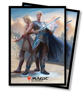Ultra Pro Magic: The Gathering Battlebond Will Kenrith Deck Protector Sleeves (80 count)