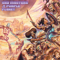 Dungeon Crawl Classics #84.3: Sky Masters of the Purple Planet (Softcover)