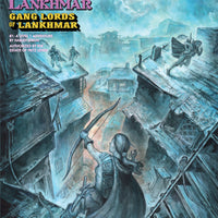 Dungeon Crawl Classics Lankhmar #1: Gang Lords of Lankhmar (Softcover)
