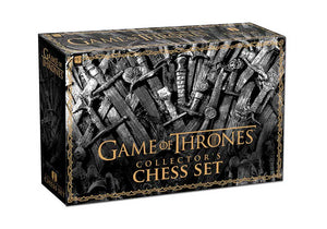 Game of Thrones™ Collector's Chess Set