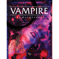 Vampire: The Masquerade 5th Edition Core Rulebook (Hardcover)