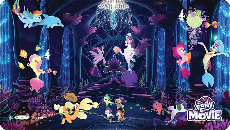 My Little Pony: Queen Novo Playmat with Playmat Tube