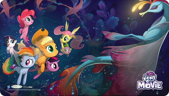 My Little Pony: Seaponies Playmat with Playmat Tube