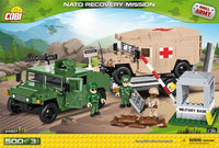 COBI Small Army NATO Recovery Mission (24307)