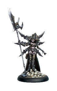 (WARMACHINE) Epic Warcaster Wraith Witch Deneghra Warcaster (Cryx) PIP34037