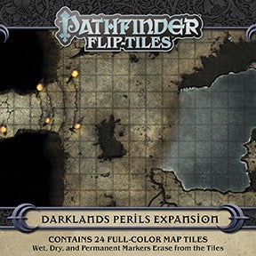 Pathfinder Flip-Tiles: Darklands Perils Expansion Set