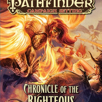 Pathfinder Campaign Setting: Chronicle of the Righteous (Paperback)