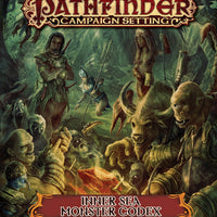 Pathfinder Campaign Setting: Inner Sea Monster Codex (Paperback)