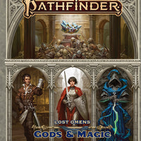 Pathfinder Lost Omens: Gods & Magic (Hardcover)