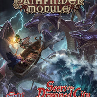 Pathfinder Module: Seers of the Drowned City (Paperback)