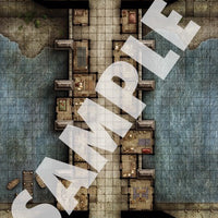 Pathfinder Flip-Mat: Bigger Bridge