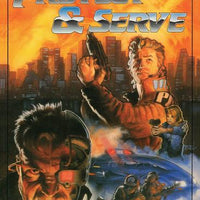 Cyberpunk 2020 Protect and Serve