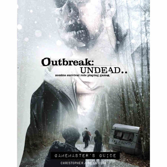 Outbreak: Undead.. Zombie Survival RPG Gamemaster's Guide (Hardcover)