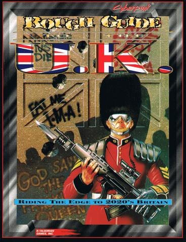 Cyberpunk 2020 Rough Guide To The U.K.
