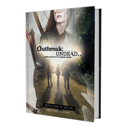 Outbreak Undead 2ed: Survivor's Guide (Hardcover)