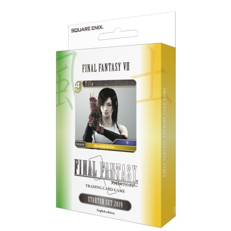 FINAL FANTASY TCG: VII STARTER DECK 2019