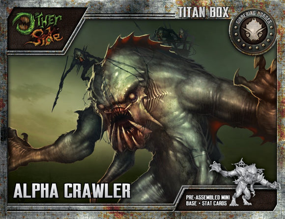 WYRD: THE OTHER SIDE - GIBBERING HORDES - ALPHA CRAWLER