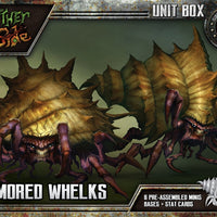 WYRD: THE OTHER SIDE - GIBBERING HORDES - ARMORED WHELKS