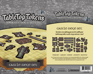 Tabletop Tokens: Castle Siege Set