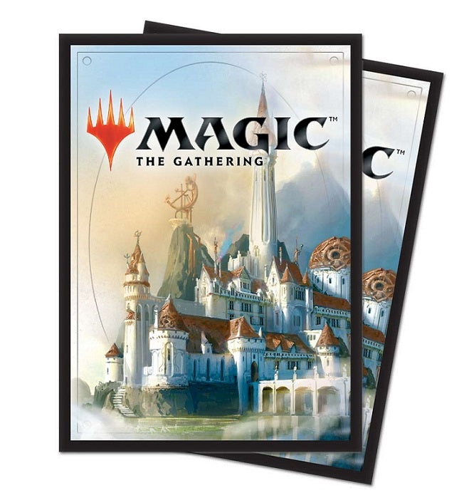 Ultra Pro Magic: The Gathering Dominaria Card Back Deck Protector Sleeves (80 count) (Out of Print)