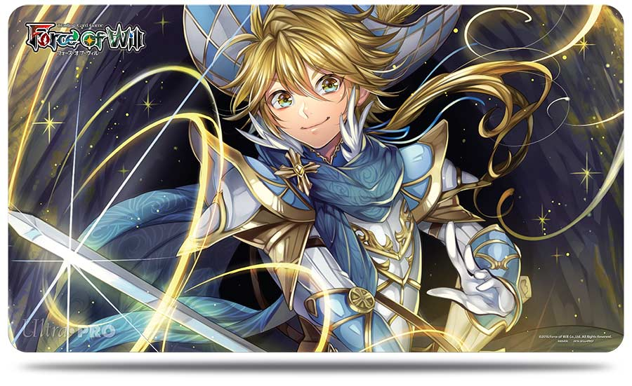 Ultra Pro Official Force of Will Bors, Returned Adventurer Playmat (Out of Print)