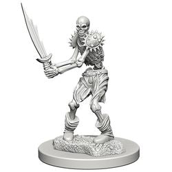 DUNGEONS AND DRAGONS: NOLZUR'S MARVELOUS UNPAINTED MINIATURES - SKELETONS
