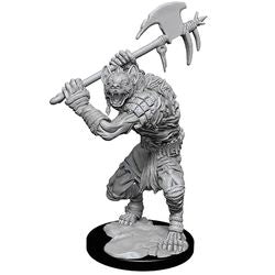 DUNGEONS AND DRAGONS: NOLZUR'S MARVELOUS UNPAINTED MINIATURES - GNOLLS
