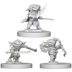 PATHFINDER: DEEP CUTS UNPAINTED MINIATURES - GOBLINS