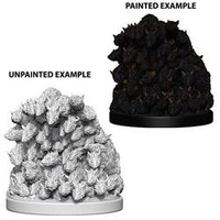 DEEP CUTS UNPAINTED MINIATURES - SWARM OF RATS