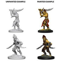 DUNGEONS AND DRAGONS: NOLZUR'S MARVELOUS UNPAINTED MINIATURES - GITHYANKI