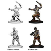 DUNGEONS AND DRAGONS: NOLZUR'S MARVELOUS UNPAINTED MINIATURES - NAMELESS ONE