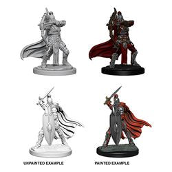 PATHFINDER: DEEP CUTS UNPAINTED MINIATURES - FEMALE KNIGHTS / GRAY MAIDENS